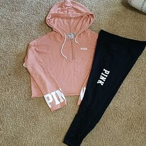 NWT VS PINK outfit